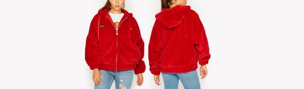 chaqueta mujer chandal