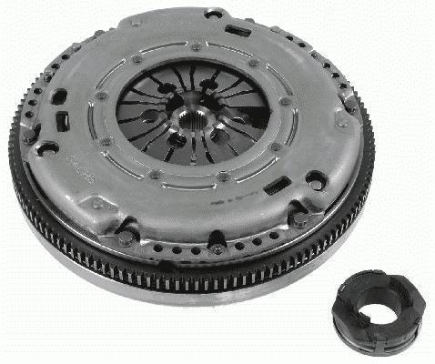 Kit de embrague + Volante motor LUK :600000600