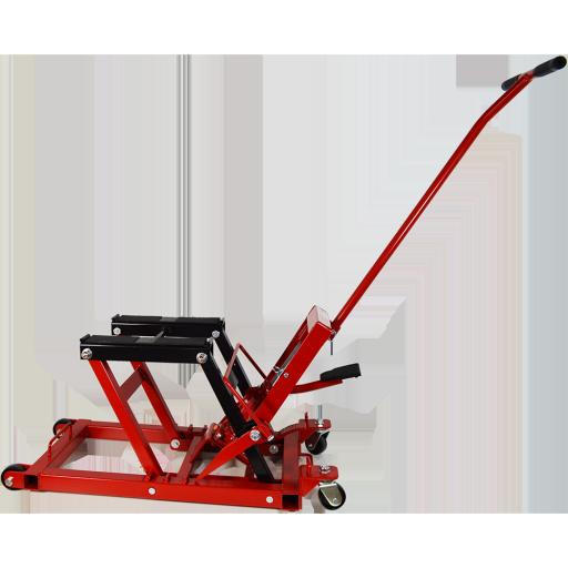 Elevador de motos y quads - 680 kilos