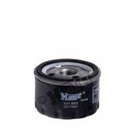 H11W02 Filtro de aceite