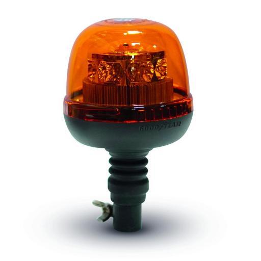 ROTATIVO GOODYEAR PLUS GY 203WL TUBULAR FLEXIBLE LED 12-24V