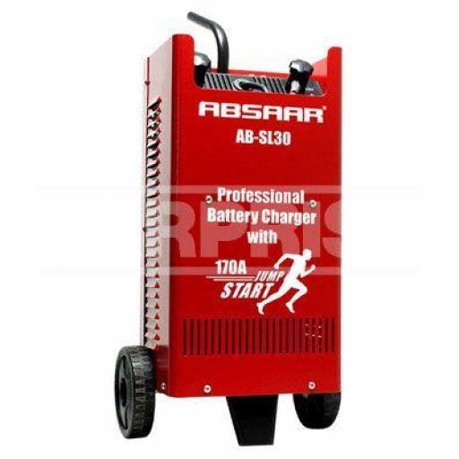 Cargador de batería profesional 30 Amp.