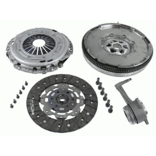 Kit de embrague + Volante motor SACHS : 2290601009