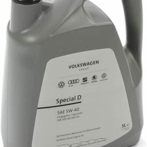 VW 5W40 3 LATAS