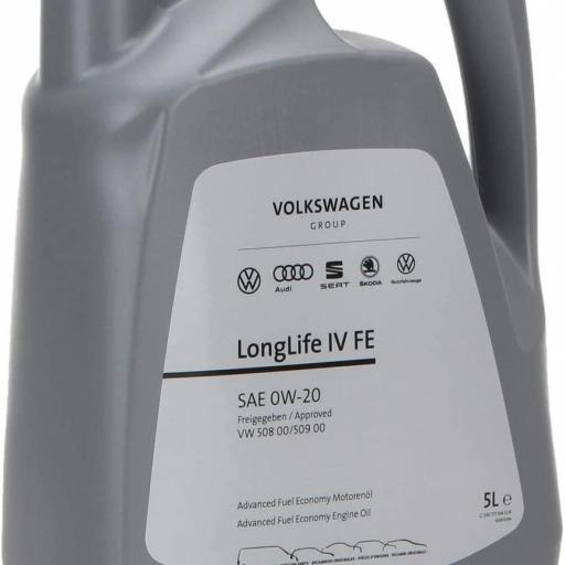 VW 0W20 3 LATAS