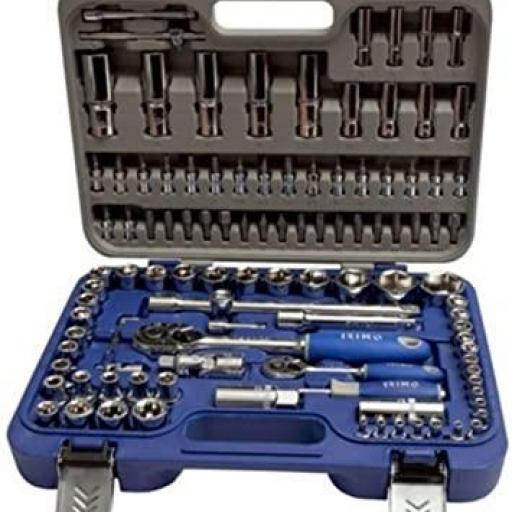 Maletín de herramientas IRIMO 108 piezas.