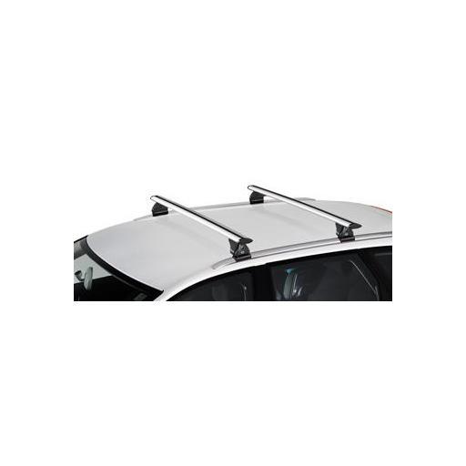 Cruz Airo - Barras de aluminio aerodinámicas
