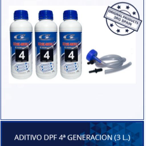 ADITIVO DPF 4ª GENERACION (3 L.)