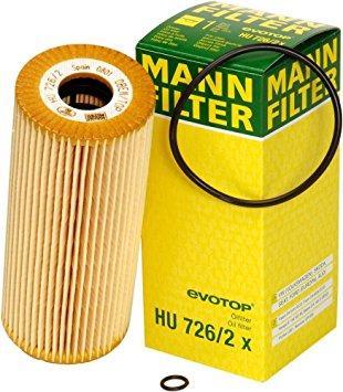 HU726/2X FILTROS MANN