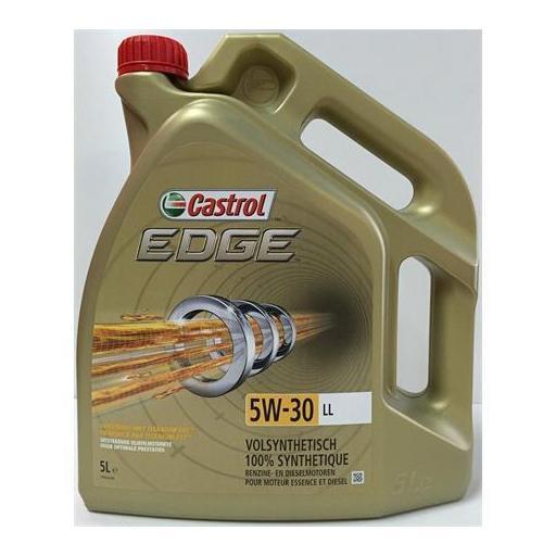 CASTROL EDGE 5W30 5 LITROS CAJA DE  4 UNIDADES