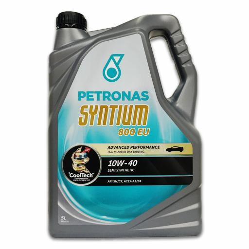 PETRONAS 10W40 4 LATAS