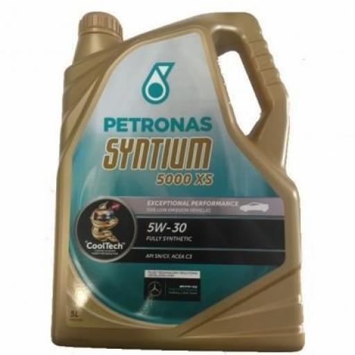 PETRONAS 5W30 4 LATAS