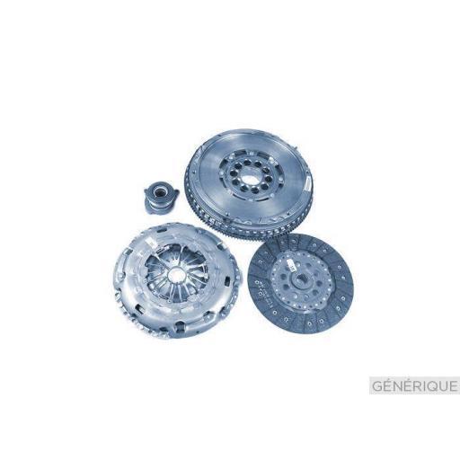 Kit de embrague + Volante motor SACHS : 2290 601 080
