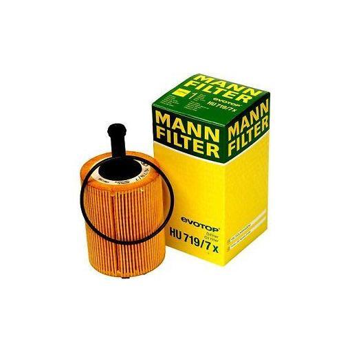 FILTRO MANN HU719/7X Y CASTROL EDGE 5W30 5 LITROS