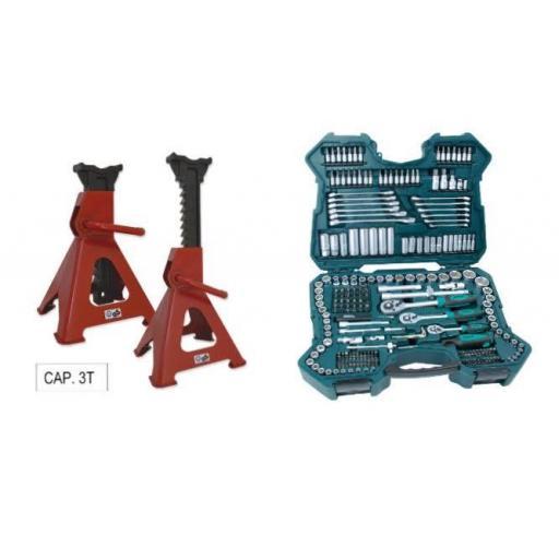 PACK 8-M98430+3TN CABALLETES [0]