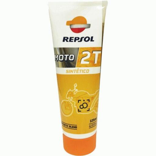 Aceite Repsol Moto 2t SINTETICO 125ml