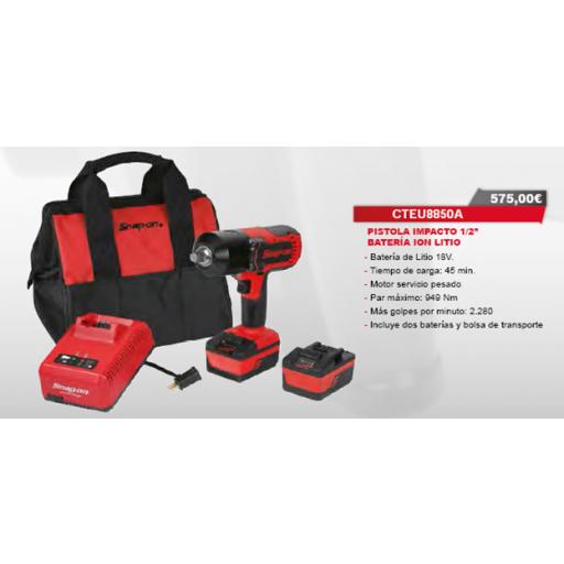 PISTOLA IMPACTO BAHCO Red cteu885