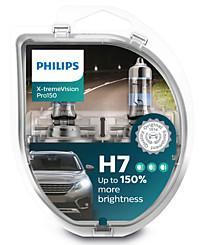 Philips 12972XV+S2 - Bombillas para coches (55W, H7, Halógeno) [Embalaje S2]