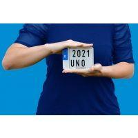 UNO Enduro [Motocicleta Corta] (132x96mm)