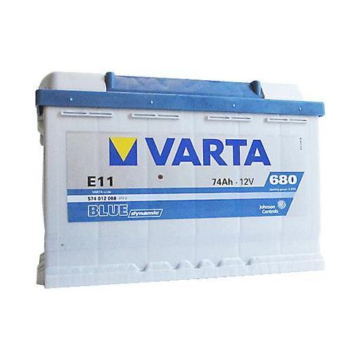 E11 VARTA 74AH