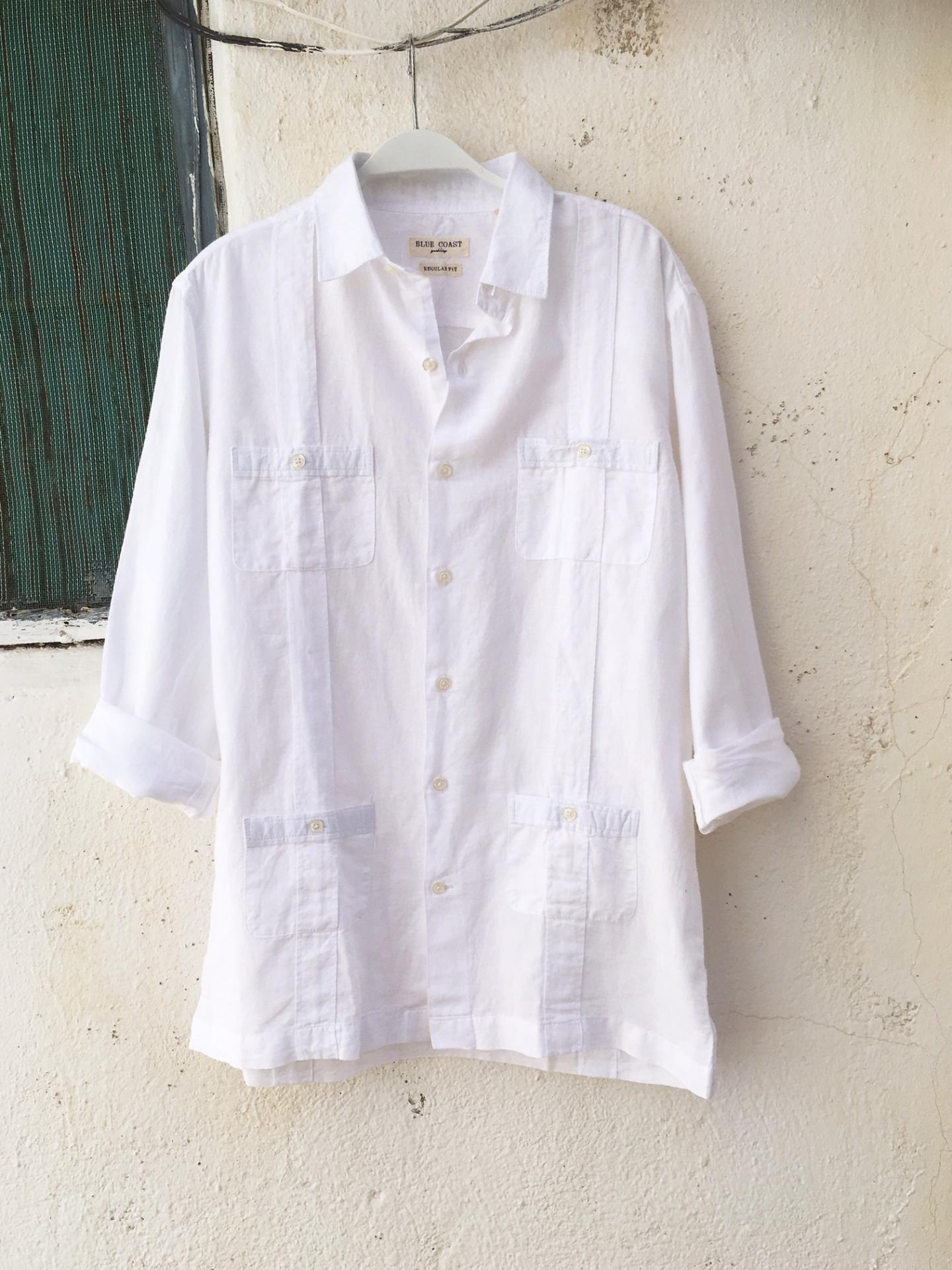 Camisa Guayabera