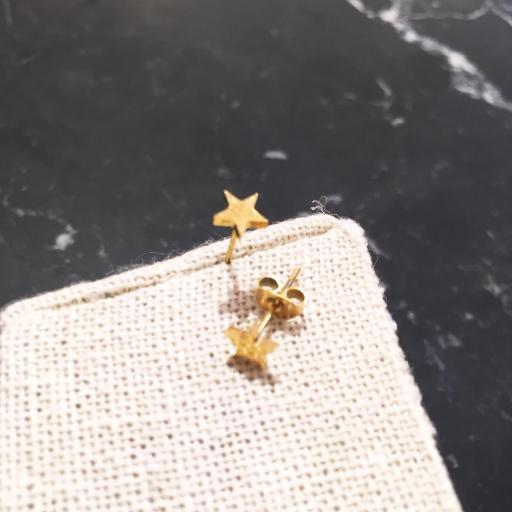 Pendientes estrella [1]