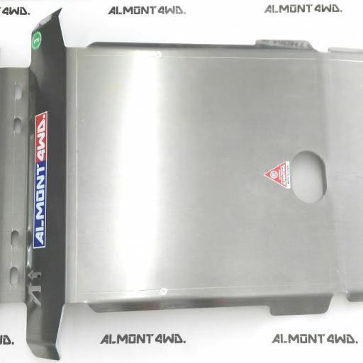PROTECCIONES TOYOTA J18 SERIES (ALMONT4WD)