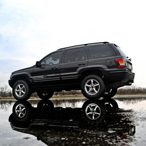 "KIT SUSPENSION 2""- JEEP GRAND CHEROKEE WJ WG (ROUGH COUNTRY) [2]"