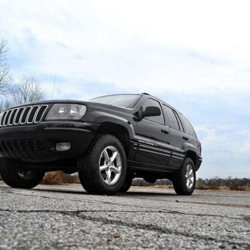 "KIT SUSPENSION 2""- JEEP GRAND CHEROKEE WJ WG (ROUGH COUNTRY) [1]"