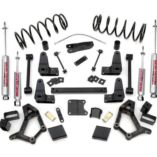 "KIT SUSPENSIÓN 4"" TOYOTA 4RUNNER 90/95(ROUGH COUNTRY)"