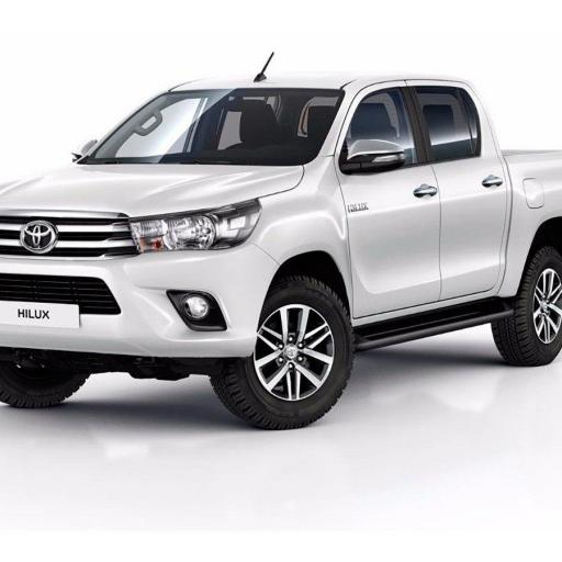 SNORKEL TOYOTA HILUX 126 SERIES (2016 /----)(CHINESE) [1]