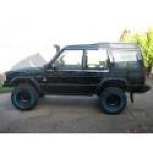 SNORKEL LAND ROVER DISCOVERY 1 / 300 (1994 - 1998) (CHINESE) [1]