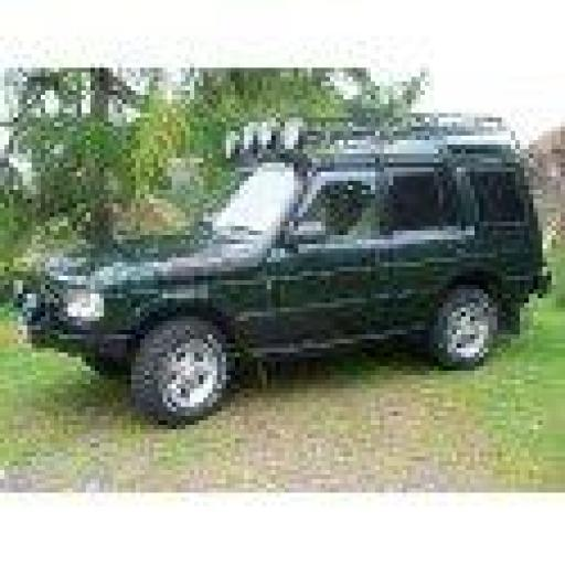 SNORKEL LAND ROVER DISCOVERY 1 / 200 / 300 ABS (1990 - 1998)(CHINESE) [1]