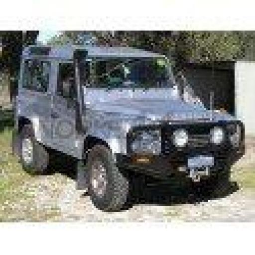 SNORKEL LAND ROVER DEFENDER TD5 / TD4 (1999 - 2016) (CHINESE) LADO DCHO. [1]