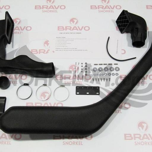 SNORKEL LAND ROVER DISCOVERY 300TDI(SIN ABS)(BRAVO)