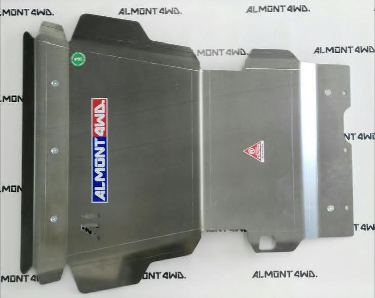 PROTECCIONES TOYOTA J10 SERIES (ALMONT4WD)