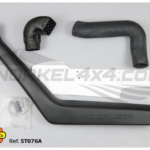 SNORKEL TOYOTA LAND CRUISER 70 SERIES (2007 /---)(CHINESE)