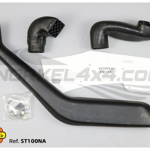 SNORKEL TOYOTA LAND CRUISER 100 SERIES (1998 - 2007)(CHINESE)