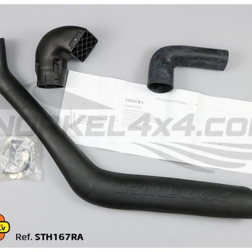 SNORKEL TOYOTA HILUX 167 SERIES (1998 - 2005)(LADO DCHO)(CHINESE)