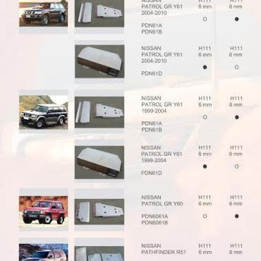 PROTECCIONES PATHFINDER R51/NAVARA D40(ALMONT4WD) [1]