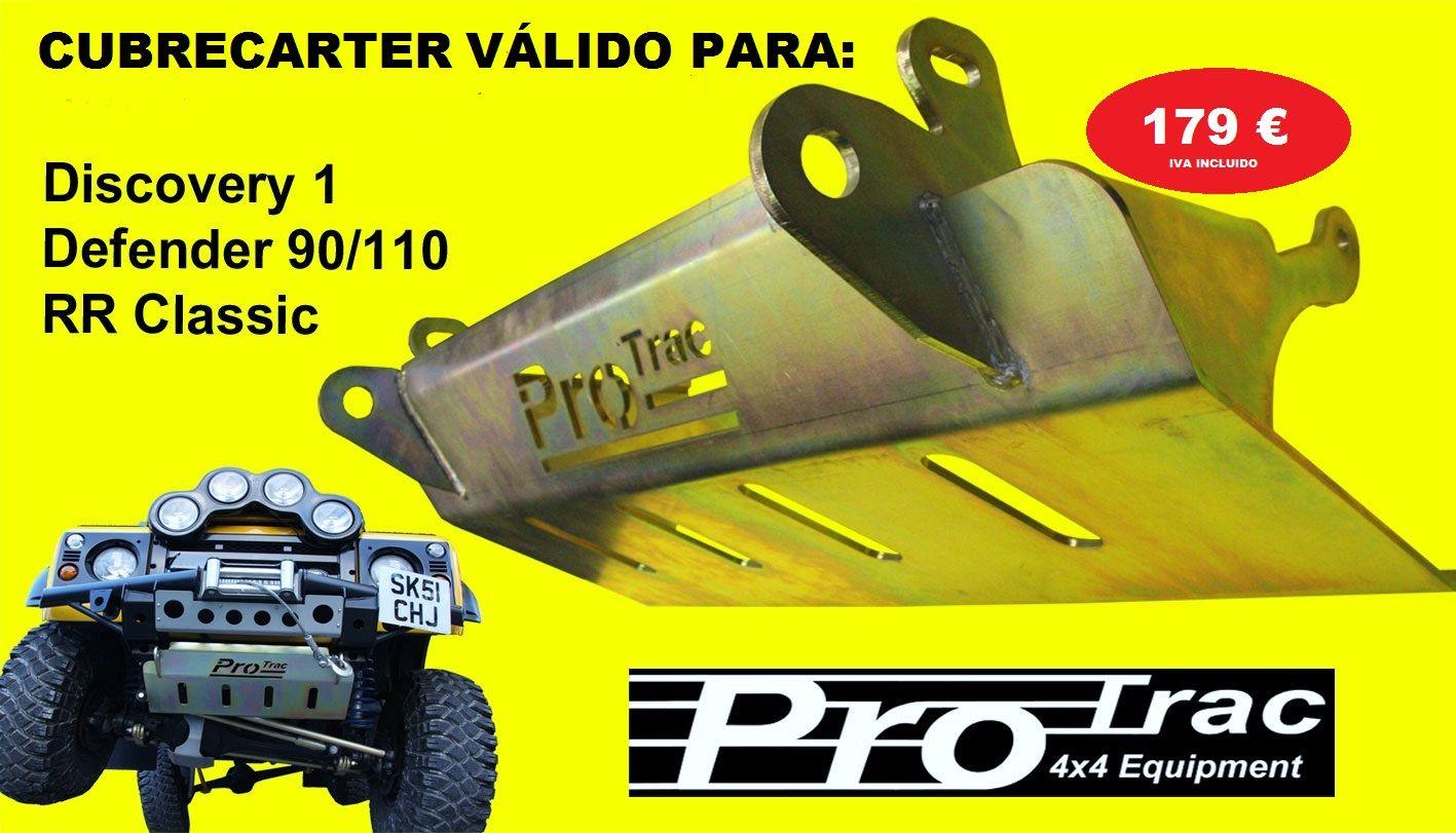 CUBRECARTER 10mm (PRO TRAC)