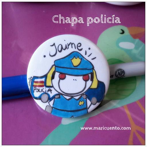 Chapa Policía [1]