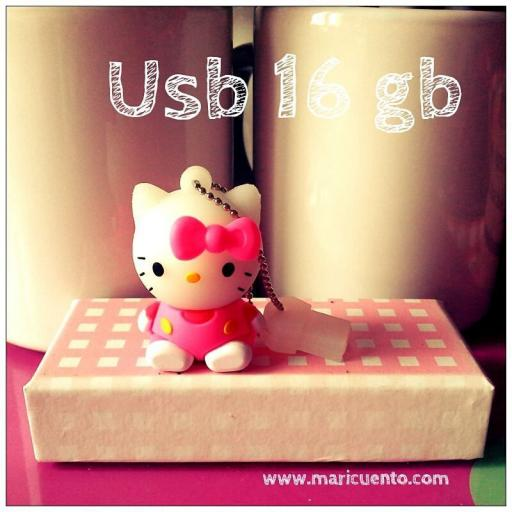 Usb Hello Kitty