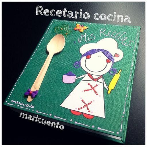 Recetario Cocina [2]