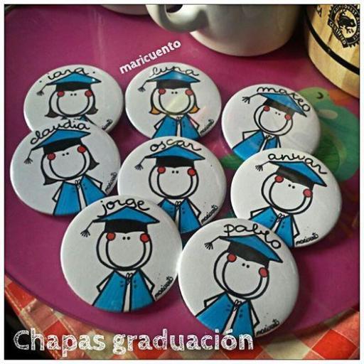 Chapas graduación [1]