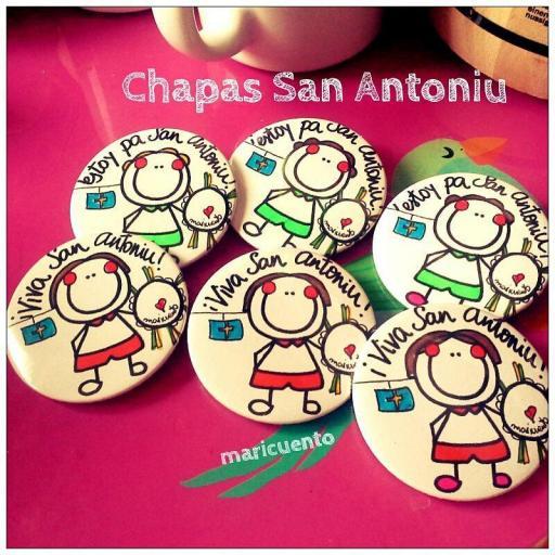 "Chapa ""San Antoniu"""