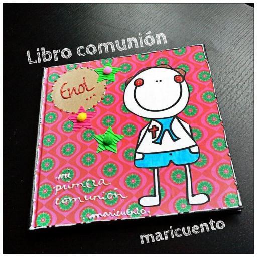 Libro de Comunión. Low cost! [3]