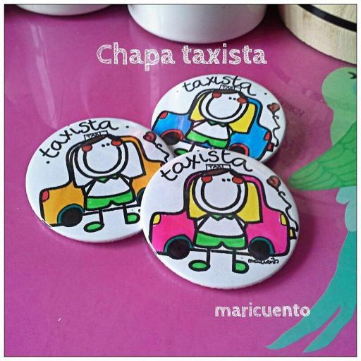 Chapa taxista