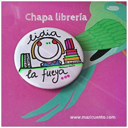 Chapa Libreria [0]
