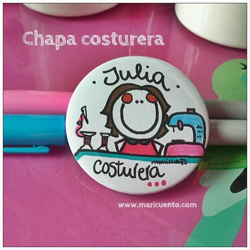 Chapa modista/costurera [3]